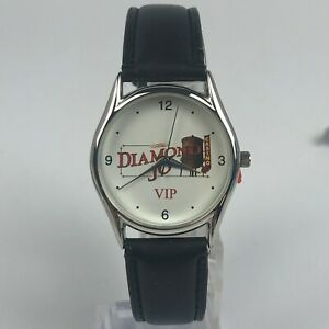 DiMaggio-Mens-Diamond-VIP-Casino-Vintage-Stainless-Steele-Japan-Movement-Watch
