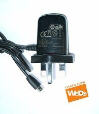 EMERSON NETWORK POWER TC E250 79H00095-02M AC ADAPTER 5V 1A UK PLUG
