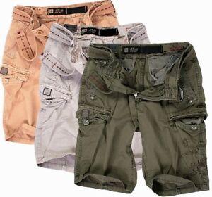 Bermuda 18 016 Short pour hommes court pour de cargo femme coupe Lag Short Summer homme Short cl1J3uKTF