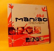 Cardsleeve Single CD D&D Maniac 2TR 2002 House, Trance Michael Sembello !