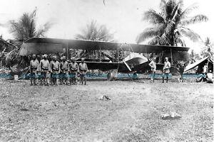 F000797-9AF-1914-0-0-A5-1-Askaris-by-airplane-German-East-Africa-World-War-1