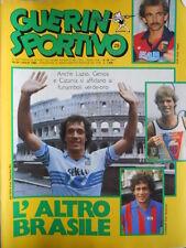 Guerin Sportivo n°29 1983 Regine d' Europa Athletic Bilbao   [GS47]