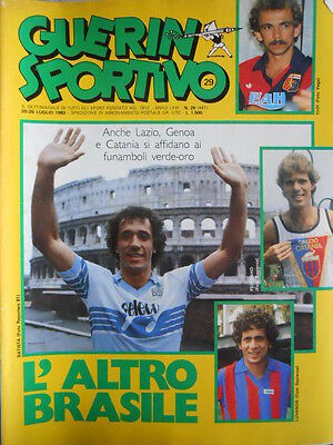 Guerin Sportivo n°29 1983 Regine d' Europa Athletic Bilbao   [GS47]