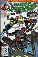The Amazing Spider-Man (Vol.1) No.354 / 1991 Punisher / Al Milgrom & Mark Bagley