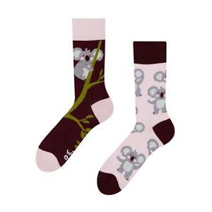 Good Mood Unisex Forest Fox Adult Animal Socks