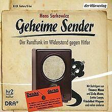 Geheime-Sender-Der-Rundfunk-im-Widerstand-gegen-Hitler-Buch-Zustand-gut