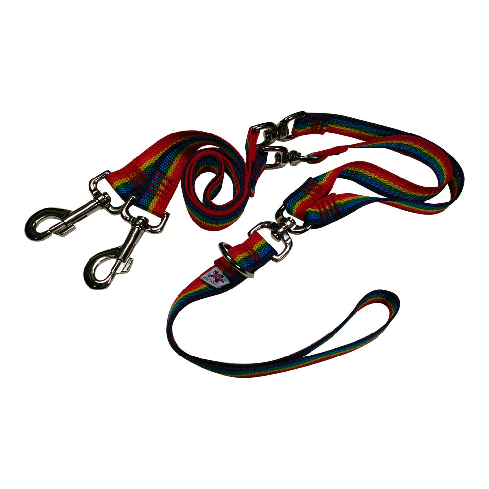Beast-Master Double Dog Tangle-less Leash BM-PP-DDTL15
