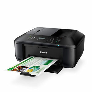 how to change wifi on printer canon