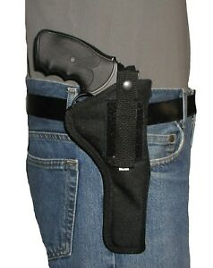 Details about USA Mfg Pistol Holster Ruger Single Six Ten 5 5 in barrel  Revolver  22