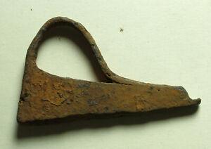 Rare Genuine Ancient Roman Byzantine iron fire starter artifact 4-6 century AD