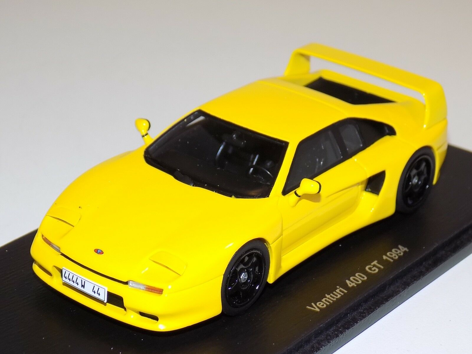 1/43 Spark Street Venturi 400 Gt 1994 in Yellow S2246