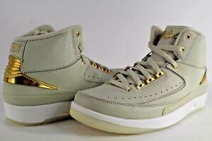 finest selection f8ad5 cd070 Image is loading Nike-Air-Jordan-Retro-II-2-Q54-Quai-