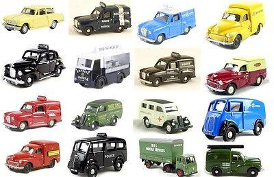Classix Diecast Metal Vehicles OO Gauge Multi Listing