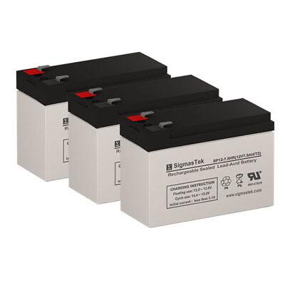 LI 520 BTG-0301 Replacement Battery Set Best Power Fortress II