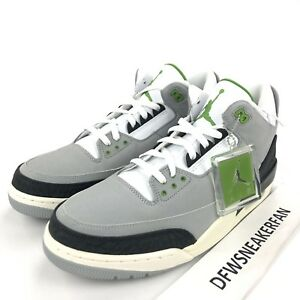finest selection 2ba77 d14fc Image is loading Nike-Air-Jordan-3-III-Retro-Men-s-