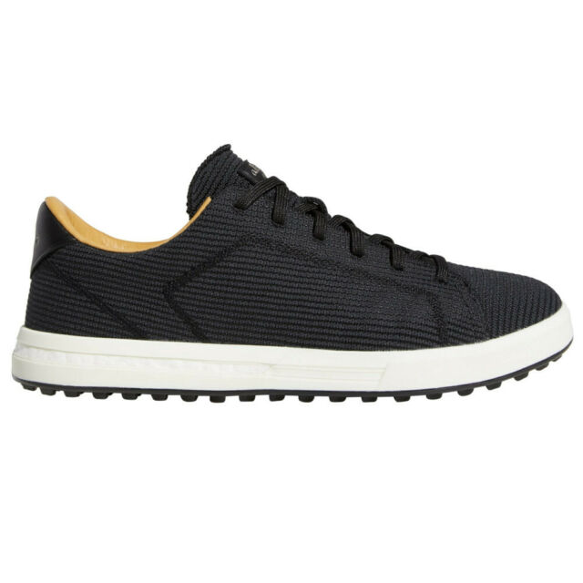 adidas Men's Adipure SP Knit Spikeless Golf Shoes Size 10 M Black Bb7889 20579