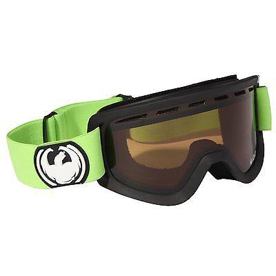 NEW Dragon D2 Coal Jet  ski snowboard goggles