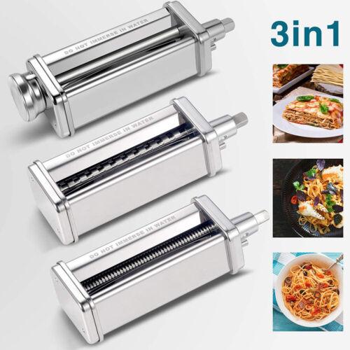 Spaghetti Fettuccine Pasta Maker Machine Attachment for KitchenAid Stand Mixer D