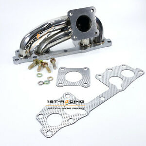 Details about Turbo Exhaust Manifold for 83-88 Toyota Pickup 4Runner Hilux  22RE 22R-TE Engine
