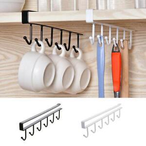 6-Hooks-Hat-Clothes-Hanging-Hanger-Rack-Coat-Towel-Bag-Over-Door-Bathroom-Hooks