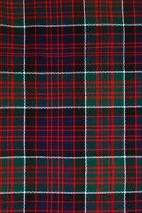 Acrylic Wool Men Scottish Kilt Clan Macdonald of Clan Ranald Tartan