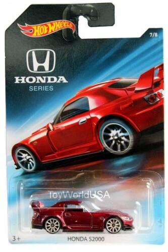 2018 Hot Wheels Honda Series #7 Honda S2000