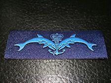 Malaysia Navy Submarine Submariner Cloth Badge Insignia Patch.