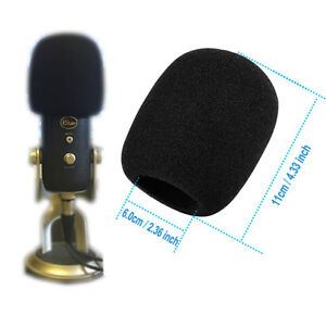 Rockville Pop Filter Curved Mesh Recording Microphone Windscreen for MXL 550