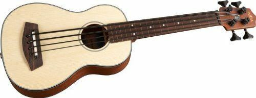 UBASS Kala RIGHT HANDED, FRETLESS, SOLID SPRUCE TOP