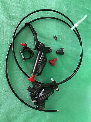 Scheibenbremse SRAM CODE RS 1600 mm für Rahmendurchführung incl Postadapter 20