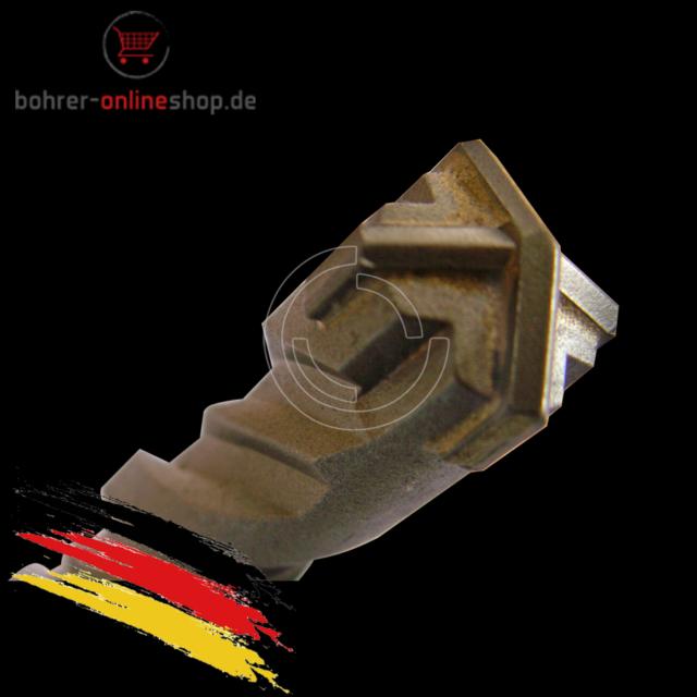 40mm SDS-Max Quadro X Betonbohrer/Steinbohrer/Hammerbohrer 4-Schneiden 40x600mm