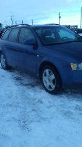 2004 Audi A4 Wagon 1.8 Turbo
