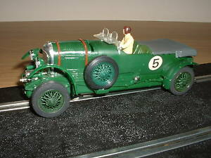 Scalextric 039Vintage039 Bentley Blower 45L Type 1 03982  Immaculate - <span itemprop='availableAtOrFrom'>Stourbridge, United Kingdom</span> - Scalextric 039Vintage039 Bentley Blower 45L Type 1 03982  Immaculate - Stourbridge, United Kingdom