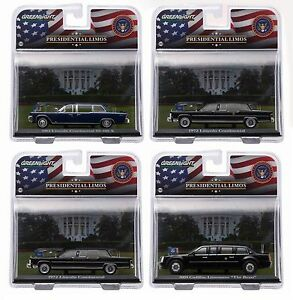 Superior Image Is Loading 1 43 GreenLight PRESIDENTIAL LIMOS SERIES 1 Set  Great Ideas