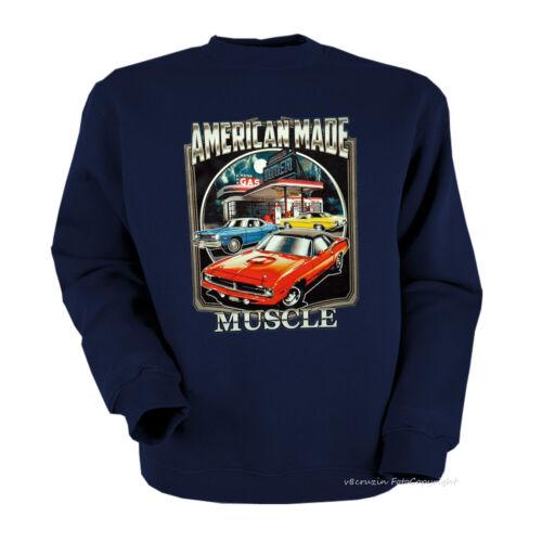 Muscle Modelle Ny Vintage Old Mopar 0045 Autorizzato Felpa Car Dodge XWqwFpxZT