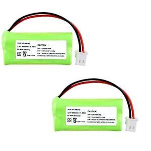 2-Cordless-Home-Phone-Battery-Pack-for-VTech-BT166342-BT266342-BT183342-BT283342