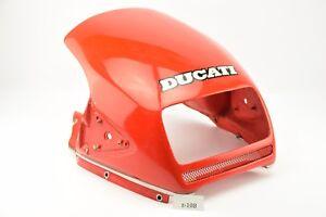 Ducati-750-Paso-Bj-1990-Frontverkleidung-Cockpitverkleidung-Kanzel