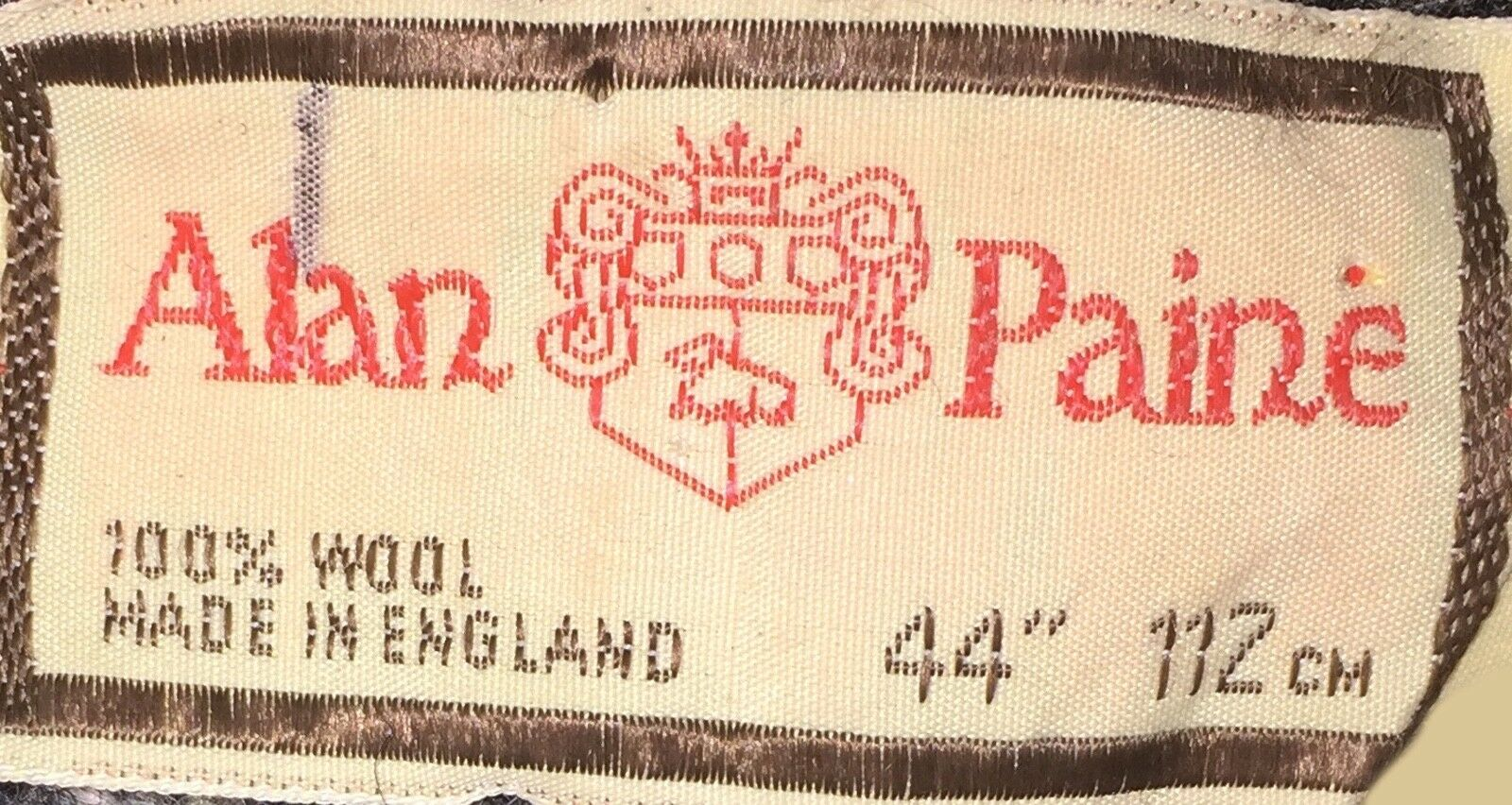 Ben Sherman Uomo's Isle Felt Fair Isle Uomo's Cardigan Sweater, Navy Blazer, X-Large XL Nuovo! 4062ad