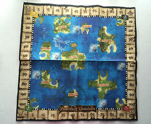 Map-Pirates-of-the-Caribbean-DVD-Treasure-Hunt-Replacement-ART-Parts-Pretend