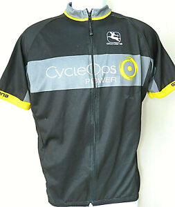 Vintage-Retro-GIORDANA-BLACK-FULL-ZIP-CYCLING-JERSEY-CYLCE-OPS-POWER-small