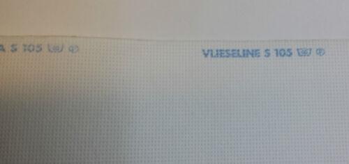 Freudenberg 1 M vlieseline ® canonnières de dépôt s105 90cm de large € 16//m²