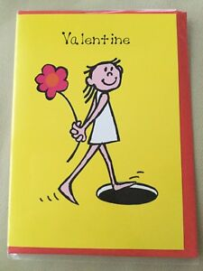 ❤️ Valentines Day Card ❤️  I Think I Have Fallen For You... ❤️ New & Sealed