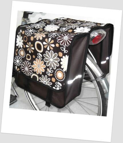 Kinder-Fahrradtasche JOY Satteltasche Gepäckträgertasche Fahrradtasche 2 x 5 Lit