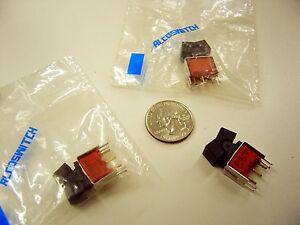 ALCO-AE105-ON-OFF-ON-SPDT-Mini-Rocker-Lot-of-4