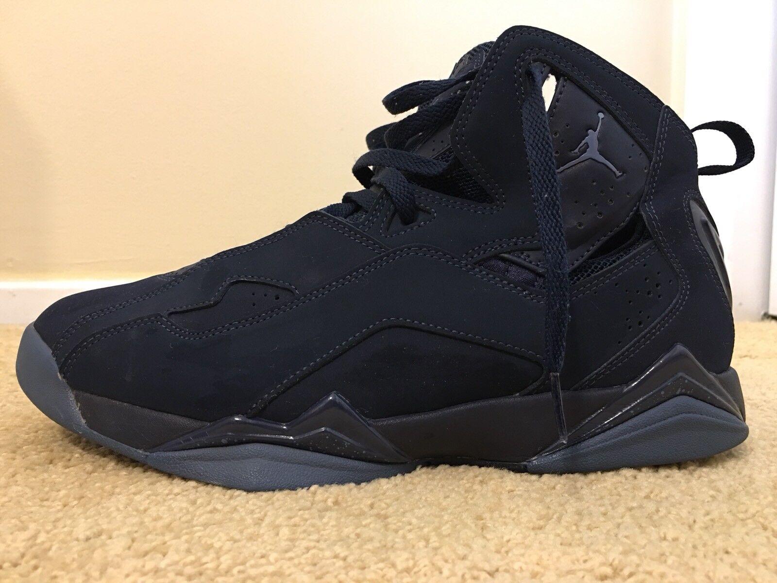 a3ee0091b784 ... spain nike jordan true mens flight 342964 405 obsidian mens true  basketball shoes size 10.5 fb4cfc