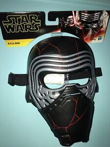 Disney Star Wars The Rise Of Skywalker Kylo Ren Mask For Kids New 630509867387 Ebay