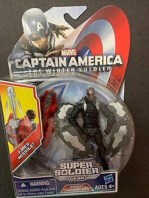 Details about  /Captain America The Winter Soldier Super Soldier Gear Rocket Storm Falcon NIB