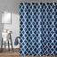 100-tissu-polyester-Design-Moderne-Lavable-Rideau-de-douche-avec-12-crochets miniature 28