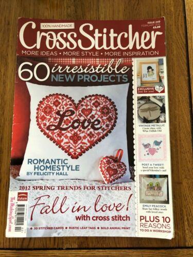 Cross stitch crossstitcher MAGAZINE lots au choix