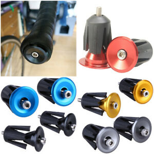 Bicycle Handle Bar Covers Cycling Accessories Handlebar Grips Caps End Plugs